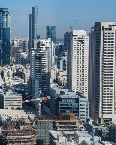בתל אביב בניינים להשכרה